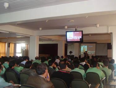 برگزاری سمینار تخصصی گیربکس های صنعتی در شرکت فولاد مبارکه