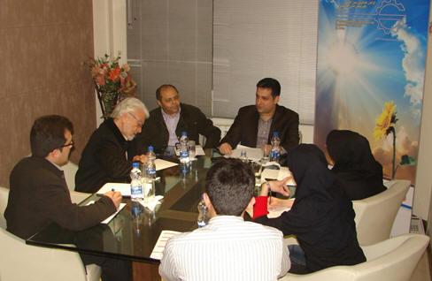 نشست خبری دبیر اولین همایش بین المللی گیربکس های صنعتی با رسانه ها