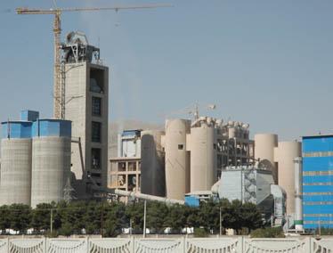 ارائه خدمات و محصولات کابرو به نیمی از کارخانجات سیمان کشور